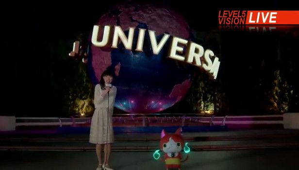 妖怪ウォッチ・ザ・リアル USJ ユニバーサルスタジオジャパンに関連した画像-01