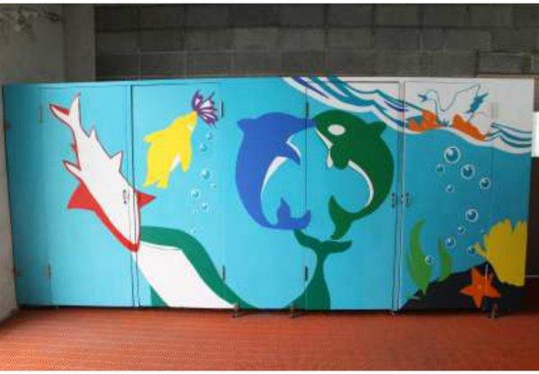 中学生 市民プール 魚 カラミ キス Free! BLに関連した画像-03