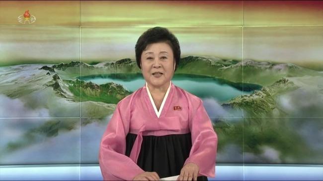 北朝鮮 朝鮮中央テレビ ハイテク 現代風に関連した画像-01