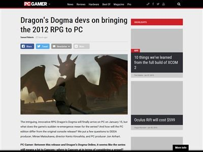 ドラゴンズドグマ2に関連した画像-02