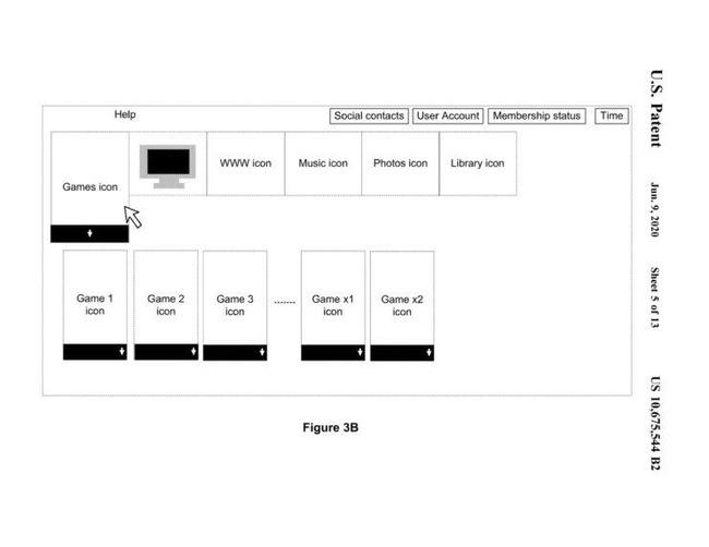 PS5 UI 特許 に関連した画像-03