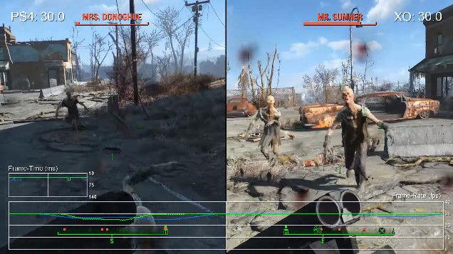 フォールアウト4 動画 fps 計測 PS4 XboxOne ベセスダ・ソフトワークスに関連した画像-06