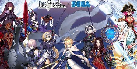 FGO Fate フェイト グランドオーダー コラボカフェ セガ 秋葉原 ドリンクに関連した画像-01