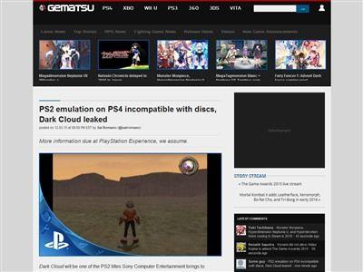 PS4 エミュレーターに関連した画像-02