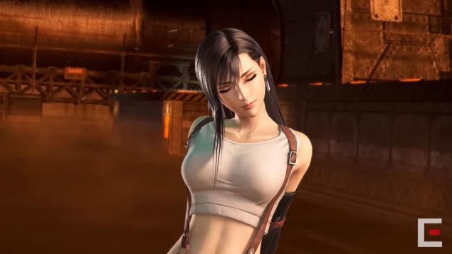 FF7 ティファ リメイク ディシディアファイナルファンタジー デザイン 露出 規制 PS4に関連した画像-13