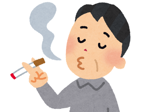 タバコ 喫煙者 顔面 パンチに関連した画像-01