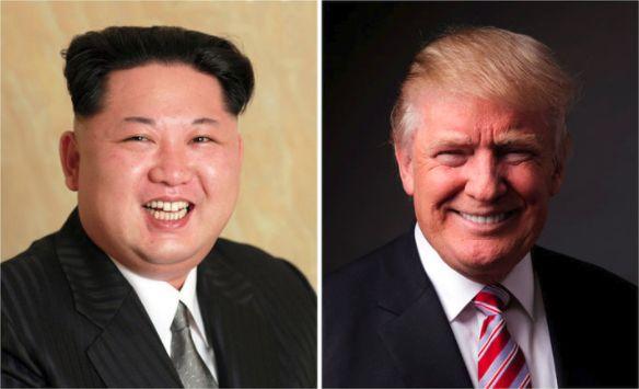 米朝首脳会談 トランプ大統領 金正恩 アメリカ 北朝鮮に関連した画像-01