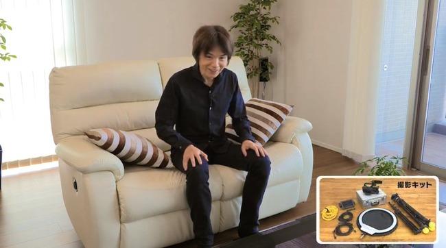 スマブラ桜井自宅ソファーに関連した画像-02