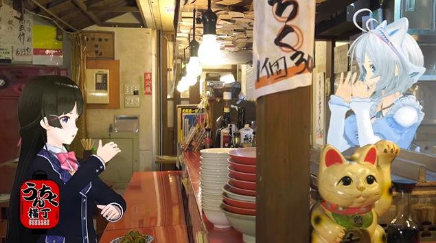 バーチャルさんはみている アニメ バーチャルYouTuber Vtuberに関連した画像-10