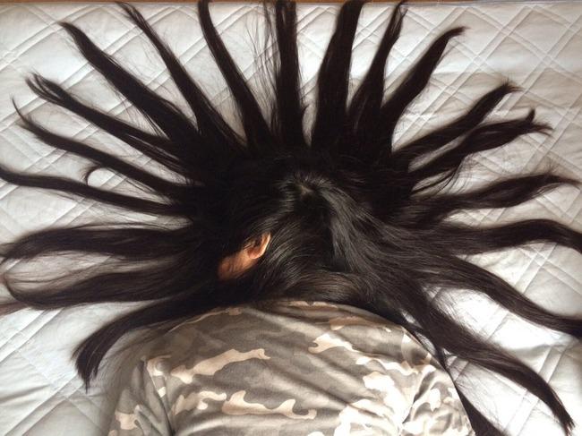 妹 兄妹 いたずら 兄 妹 髪の毛に関連した画像-02