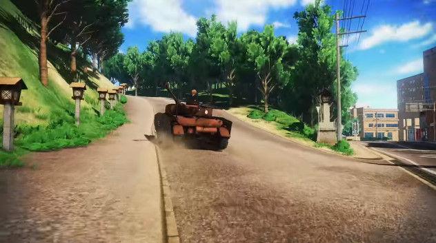 ガルパン ガールズ&パンツァー 最終章 PS4 ドリームタンクマッチ オンラインゲームに関連した画像-17