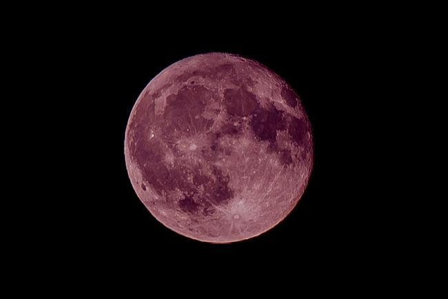 ストロベリームーン 半影月食 満月に関連した画像-01