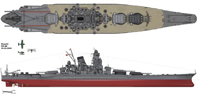 武蔵 戦艦 艦これに関連した画像-04