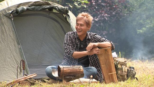 ヒロシ キャンプ 本音 自宅に関連した画像-01