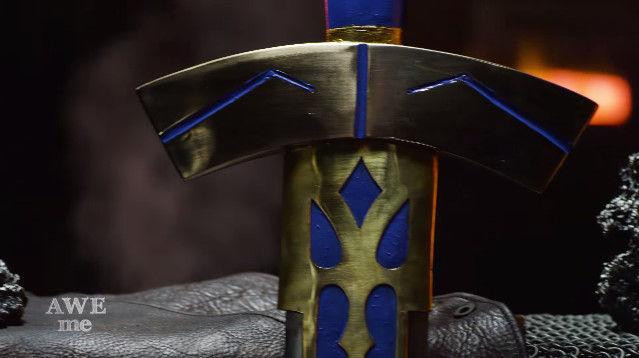 鍛冶屋 Fate エクスカリバーに関連した画像-08