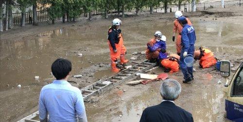 北海道 地震 マスコミ 救助 迷惑に関連した画像-01