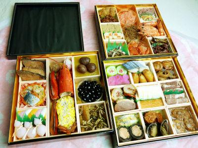 博多久松のおせち「博多」送料・税込で1万8900円