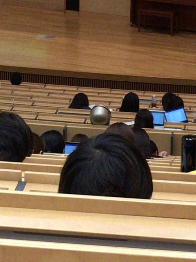 早稲田大学 ヘルメット 授業 講義 チェロに関連した画像-02