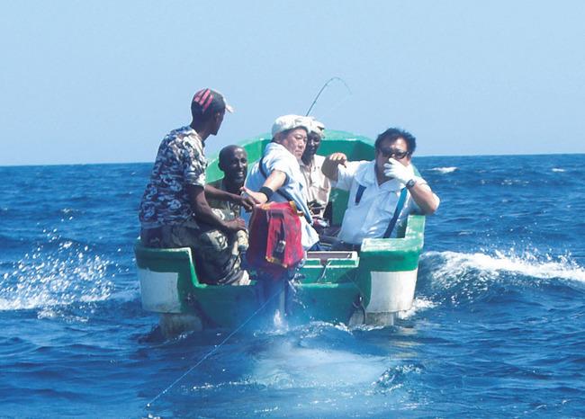 すしざんまい 築地 アフリカ ソマリア 海賊に関連した画像-03