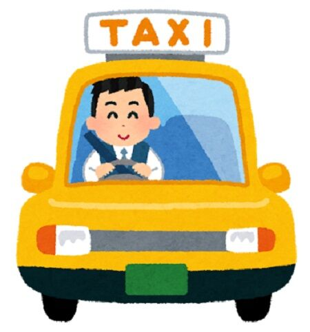タクシー 女性 コロナ マスク 口論に関連した画像-01