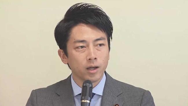 小泉進次郎 初入閣 環境大臣 内閣改造に関連した画像-01