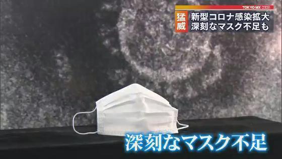 マスク 政府 国民生活安定緊急措置法 配布に関連した画像-01
