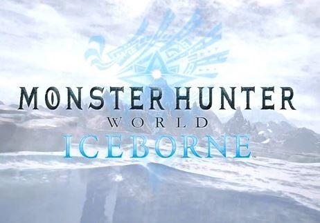 モンハンワールド 超大型拡張コンテンツ モンスターハンター:ワールド ICEBORNE 2019年秋に関連した画像-01