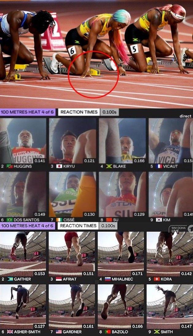 陸上 大会 カメラ アスリート 批判 SEIKO セイコーブロックカムに関連した画像-03