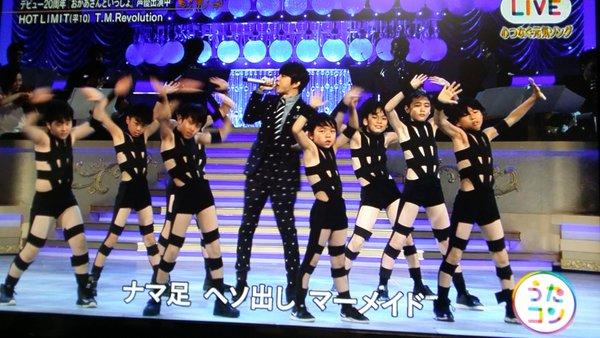 西川貴教 TMR うたコン NHK ホットリミット HOTLIMITに関連した画像-03