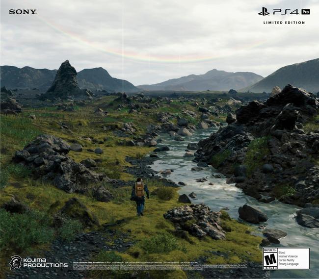 デス・ストランディング 55GB PS4 小島秀夫に関連した画像-03