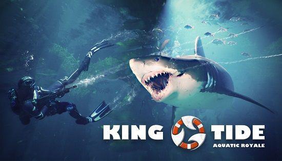 【!?】100人バトロワゲームに超面白そうな新作が発表!舞台は海中!サメ&プレイヤーから最後まで生き残った奴が優勝wwwww