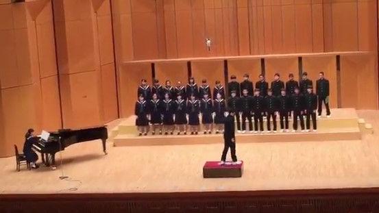 合唱コンクール 捻挫 指揮者に関連した画像-02