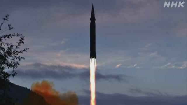 北朝鮮 極超音速ミサイル 実験に関連した画像-01