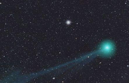 彗星 ラブジョイ に関連した画像-01