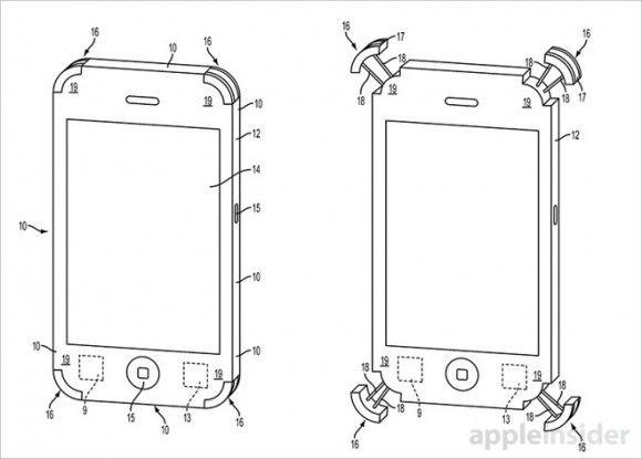 iPhone バンパー 特許に関連した画像-01
