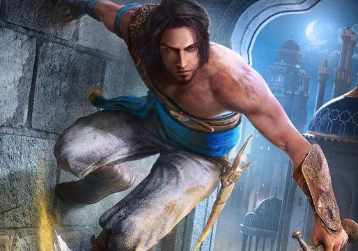プリンス・オブ・ペルシャ リメイク PS4 2021年に関連した画像-01
