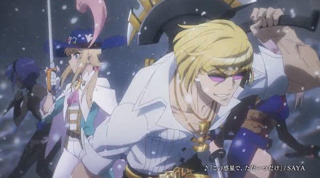 FGO TVCM A1 オリジナルアニメ Fate グランドオーダー 1400万ダウンロード記念に関連した画像-07