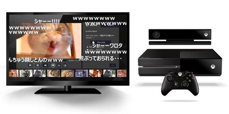 XboxOneニコ動視聴アプリに関連した画像-01