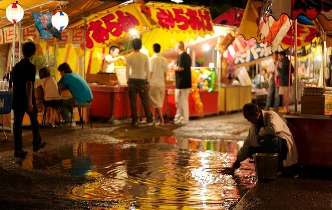 祭り 屋台 ウラ事情に関連した画像-01