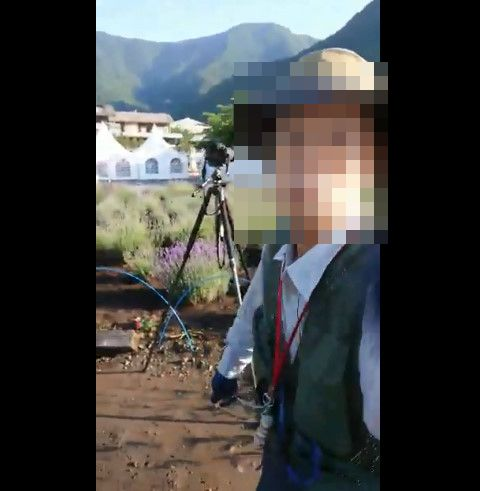 ツイッター カメラマン 三脚 花壇 暴力 事件に関連した画像-04