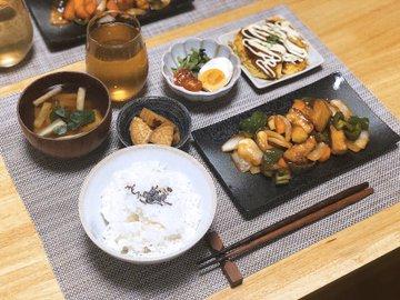 嫁 夫 専業主婦 ひと月 食費 1.5万円 食卓に関連した画像-03
