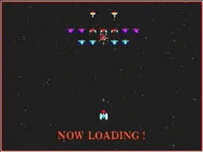 ロード画面 ミニゲーム 特許 ナムコ バンダイナムコゲームス リッジレーサー ギャラクシアンに関連した画像-01