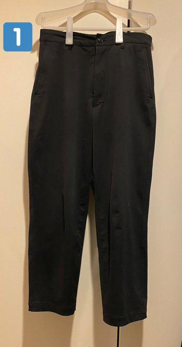 ユニクロ 無印 ジルサンダー ズボン 並べる クイズに関連した画像-02
