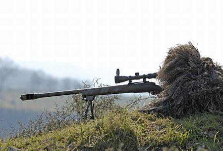 【凄い】特殊部隊SASのスナイパー、真夜中に1.5km離れたIS指揮官を射殺