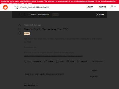 PS5 MIB ゲーム化 映画に関連した画像-02
