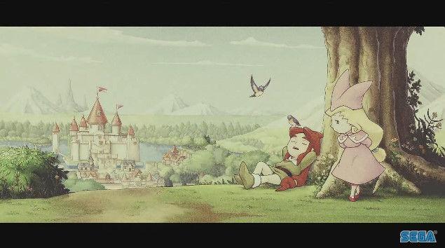ポポロクロイス セガ ナルシアの涙と妖精物語に関連した画像-02