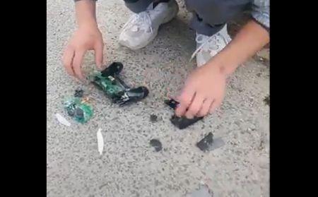 小学生 ゲーム コントローラー 破壊 煽りに関連した画像-03