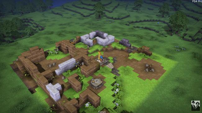PS4 ニンテンドースイッチ ドラゴンクエストビルダーズ ドラクエビルダーズ グラフィックに関連した画像-03