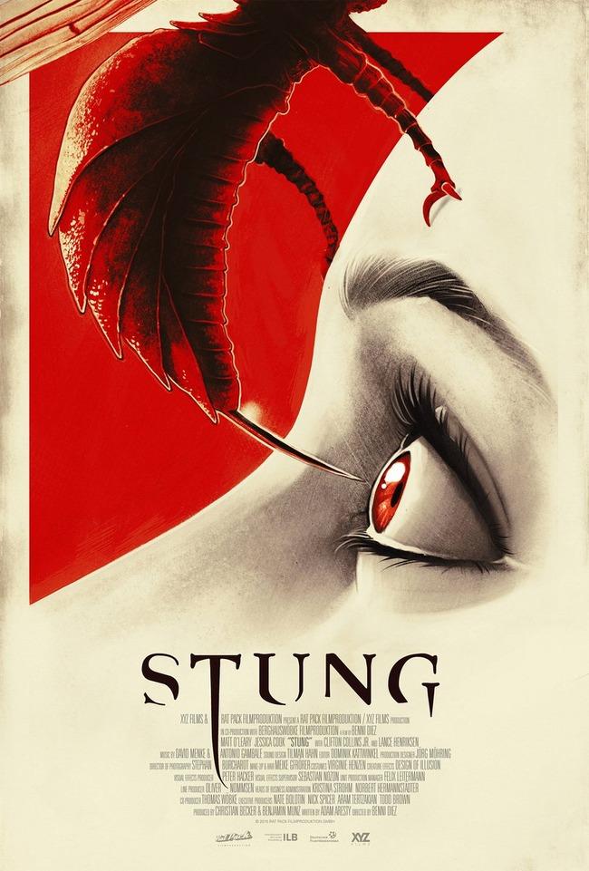 スタング 映画 ポスター センス ダサい STUNGに関連した画像-02