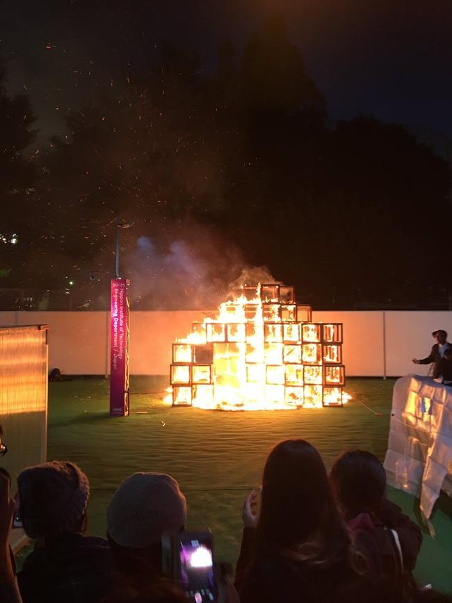 新宿 東京デザインウィーク 火災 展示物 素の家に関連した画像-09